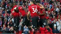 Matteo Darmian berpeluang meninggalkan Manchester United pada akhir pekan ini. (doc. Manchester United)