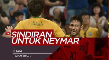 Berita Video Nasihat Untuk Neymar dari Legenda Brasil dan AC Milan