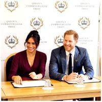 Meghan Markle. Sumber foto: Instagram/Sussex Royal.