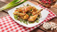 Untuk menghasilkan masakan Ayam Tangkap yang istimewa, Ibu-ibu dirumah perlu memperhatikan beberapa hal.