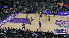 Berita video game recap NBA 2017-2018 antara Indiana Pacers melawan Sacramento Kings dengan skor 106-103.