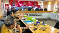 Direktorat Jenderal Politik dan Pemerintahan Umum, Kementerian Dalam Negeri laksanakan FGD Pemantauan Situasi Politik di Daerah pada Pelaksanaan Pemilu Serentak Tahun 2019. (foto: Ditjen PUM Kemendagri).