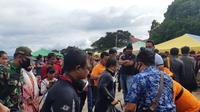 Humas Kantor SAR Medan, Hisar Turnip mengatakan penemuan jasad pemuda berusia 19 tahun itu berada tidak jauh dari lokasi pertama kali dikabarkan tenggelam. Penemuannya sekitar 70 meter dari tepi pantai