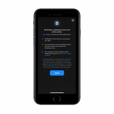WhatsApp Paksa Pengguna untuk Berbagi Data dengan Facebook