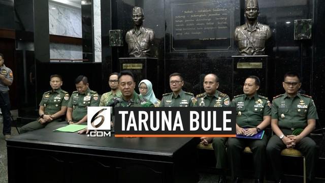 KSAD Jenderal TNI Andika Perkasa mengatakan pihaknya tetap mempertahankan Enzo Zenz Allie sebagai Akademi Militer (Akmil) 2019.
