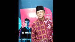 Dirinya merasa heran dengan keputusan KPU, Ray berkicau koruptor yang terang-terangan mencuri uang rakyat masih diberi kesempatan, sedangkan ia tidak, Jakarta, (21/7/14) (Liputan6.com/ Panji Diksana)