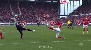 James Rodriguez tampil mengesankan saat hadapi Mainz 05. This video is presented by Ballball.