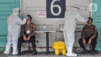 Tes RT-PCR Berlaku 3x24 Jam, Simak Aturan Terbaru Perjalanan Dalam Negeri