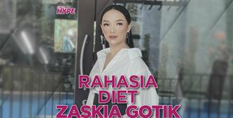 Rahasia Diet Zaskia Gotik, Turun Hingga 8 Kg