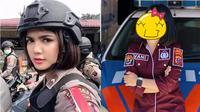 Pernah Bikin Hotman Paris Kagum, Ini 6 Potret Terbaru Bripda Vani Simbolon (sumber: Instagram.com/vanisimbolon)