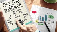 Ilustrasi Online Business. (Shutterstock)