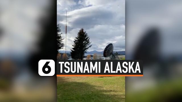tsunami alaska
