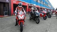 Gelaran adu adrenalin ini diadakan oleh PT Astra Honda Motor (AHM) yang menggandeng PT Wahana Makmur Sejati (WMS) dan PT Daya Adicipta Motora (DAM) selaku main dealer Honda wilayah Jakarta, Tangerang, dan Jawa Barat