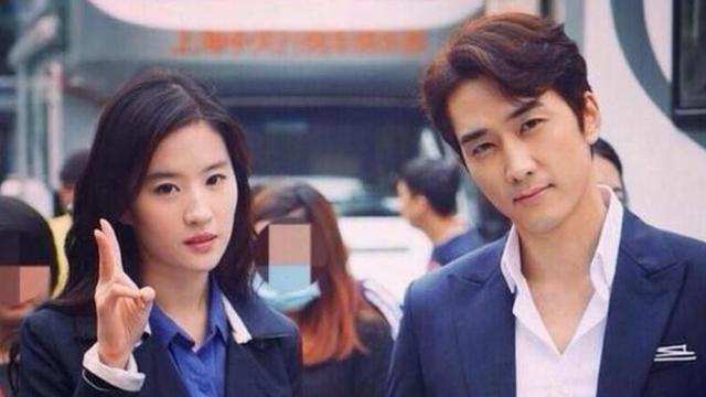 Dua Tahun Pacaran Song Seung Hun Dan Liu Yi Fei Putus Showbiz