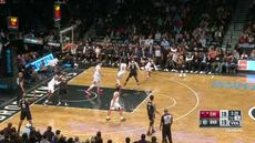 Berita video game recap NBA 2017-2018 antara Brooklyn Nets melawan Chicago Bulls dengan skor 114-105.