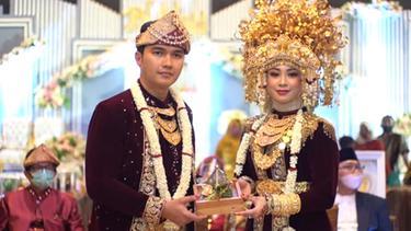 [Fimela] Pernikahan Aldi Taher dan Salsabilih