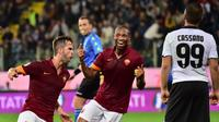 Parma vs AS Roma (GIUSEPPE CACACE / AFP)