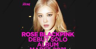 Pada Maret 2021, Rose BLACKPINK akan rilis album solonya, bagaimana info selanjutnya? Yuk, kita cek video di atas!