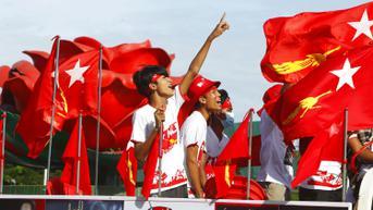 8 Ribu Warga Myanmar Kabur ke India Usai Bentrok dengan Militer