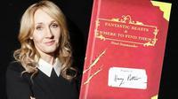 Penulis JK Rowling tampaknya tidak mau setengah-setengah dalam memfilmkan salah satu spin-off Harry Potter miliknya.