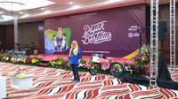 Acara Pajak Bertutur yang digelar Direktorat Jenderal Pajak (DJP) Kantor Wilayah Jakarta Barat, Jumat (9/11/2018). Liputan6.com/Tommy Kurniawan