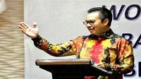 Kepala BKKBN Hasto Wardoyo menyampaikan, stunting juga terkait jarak kehamilan. (Dok Badan Kependudukan dan Keluarga Berencana Nasional/BKKBN)