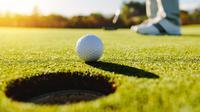 Ilustrasi lapangan golf (iStockphoto)