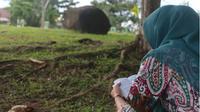 Duka masih terasa bagi warga Aceh ketika mengenang musibah yang terjadi 12 tahun silam itu. (Liputan6.com/ Windy Phagta)
