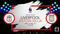 Liverpool vs Aston Villa(liputan6.com/Abdillah)
