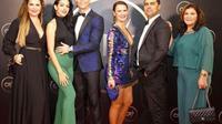 Cristiano Ronaldo menggelar acara makan malam tutup tahun bertajuk CR7 (Instagram)