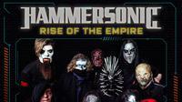 Slipknot di  Hammersonic 2020 (Twitter/ hammersonicfest)