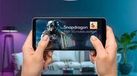 Qualcomm baru saja memperkenalkan Snapdragon 888 Plus. (Ist.)