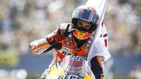 1. Marc Marquez (Repsol Honda) - 160 poin. (AFP/Vincent Jannink)