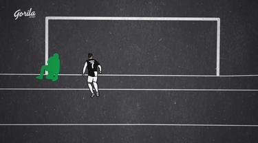 Berita Motion Grafis Beda Nasib Cristiano Ronaldo dan Lionel Messi di Awal New Normal Sepak Bola