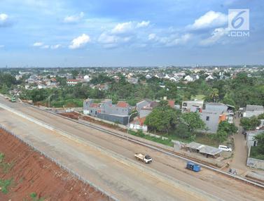Melihat Progres Pembangunan Tol Desari