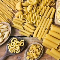 Jenis Pasta Italia (sumber: iStockphoto)