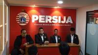 Persija kerja sama dengan Deportivo Alaves. (Muhammad Adiyaksa).
