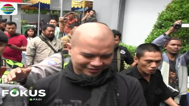 Kejaksaan Negeri Surabaya telah mengirim surat ke PN Jakarta Selatan agar penahanan Ahmad Dhani dipindahkan ke Surabaya untuk mempermudah proses persidangan 7 Februari mendatang.