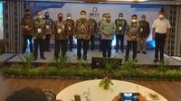 Askrindo Syariah telah menjalin kerjasama dengan LPDB-KUMKM sejak tahun 2019 (dok: Askrindo)
