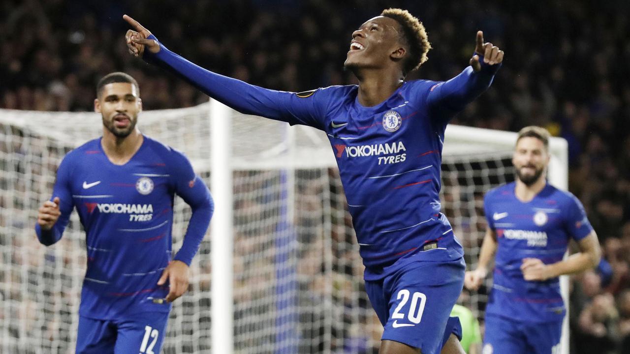 Striker Muda Chelsea Diminta Mengikuti Jejak Raheem Sterling