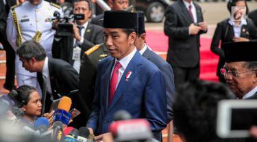 Presiden Jokowi Pimpin Upacara Peringatan Hari Kesaktian Pancasila