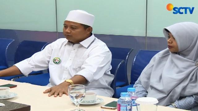 Cawagub Jawa Barat Nomor 1 ini mendatangi SCTV Tower bersama segenap tim suksesnya untuk bersilaturahmi ke redaksi Liputan6 SCTV.