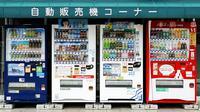 Ilustrasi mesin penjual otomatis. (dok. Unsplash.com/@zzidolist)