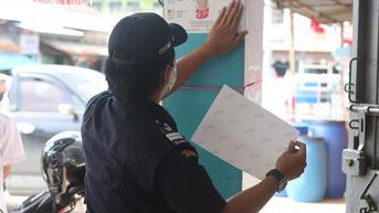 Bea Cukai Makassar Gandeng Satpol PP Gelar Operasi Pasar Berantas Rokok Ilegal di Sulawesi Selatan