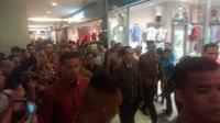 Jokowi (Liputan6.com/Ahmad Romadoni)