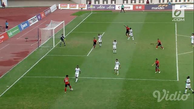 Timnas Indonesia U-23 tersingkir di Asian Games 2018. Timnas Indonesia U-23 kalah dalam drama adu penalti dari Uni Emirat Arab (UEA) dengan skor 4-3 di Stadion Wibawa Mukti, Cikarang, Jumat (24/8/2018) pada babak 16 besar Asian Games 2018.