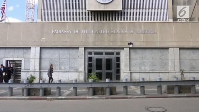 Pemerintah Amerika Serikat (AS) memutuskan untuk memindahkan kedutaan besar AS dari Tel Aviv ke Yerusalem.
