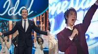 15 Tahun Berlalu, Ini 6 Foto Awal Karier Daniel Mananta Jadi Host Indonesian Idol (sumber: Instagram.com/vjdaniel YouTube Indonesian Idol)