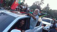 Portugal Menang Piala Eropa, Timor Leste Pesta (Nuno Corvelo)