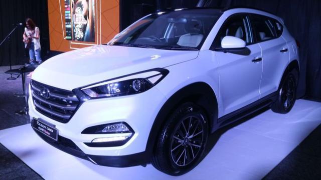 Versi Diesel Hyundai Tucson Resmi Mengaspal Torsi